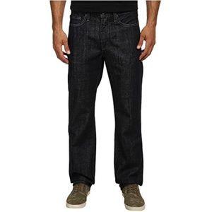 Levi's 514 Slim Straight Tumble Rigid Jeans 34x32